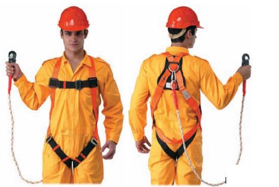 Hướng dẫn sử dụng dây đai an toàn khi làm việc trên cao